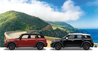 2021 MINI Countryman Oxford Special Edition