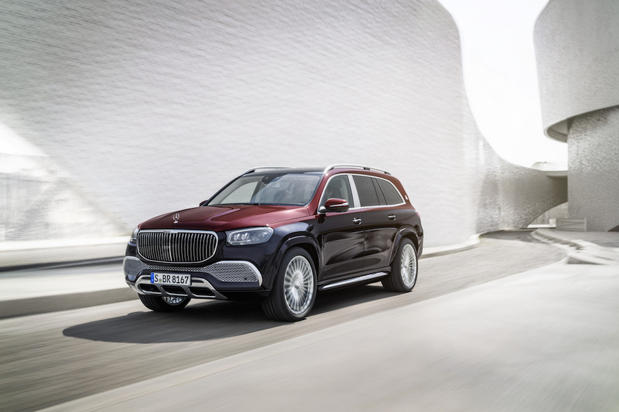 2021 Mercedes-Maybach GLS SUV starts at $160,500