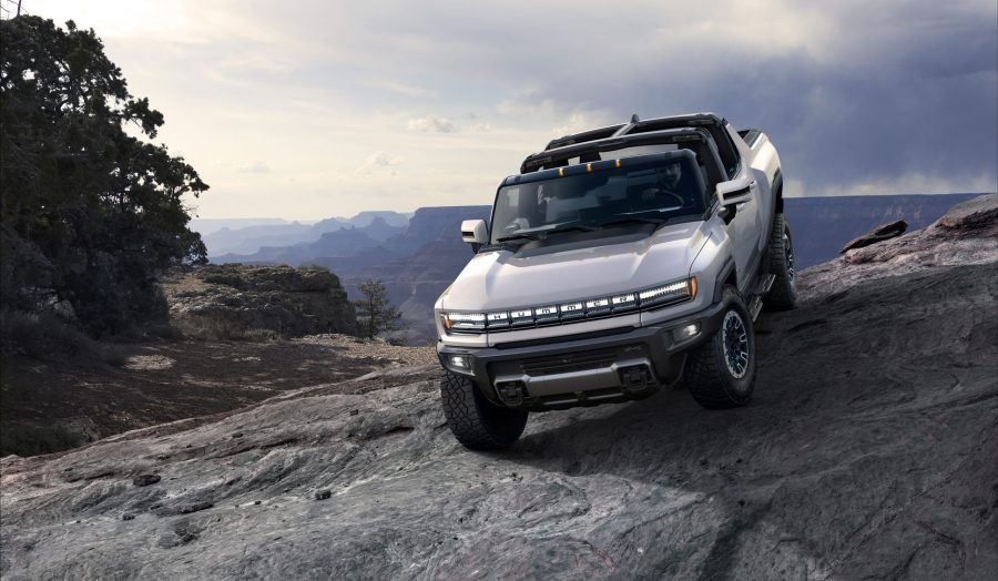 Want a GMC Hummer EV? Too bad they're sold out