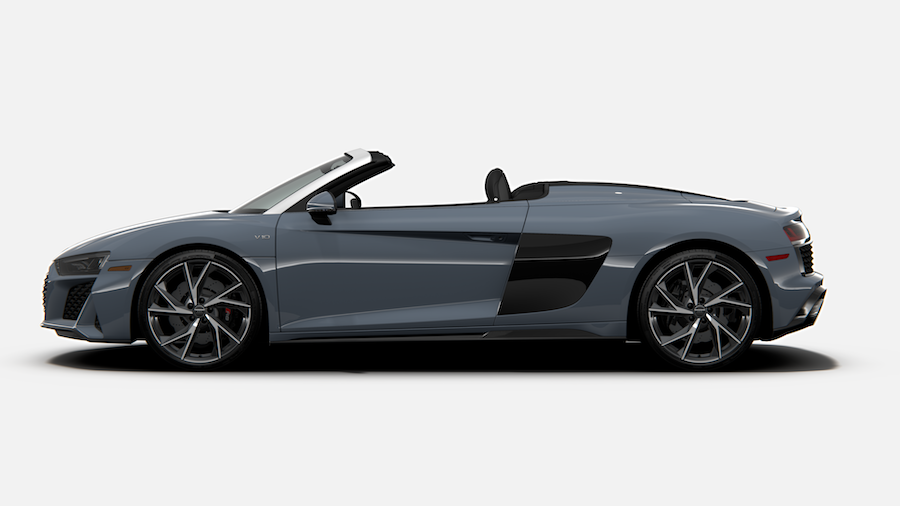 2021 Audi R8 Coupe RWD and Spyder here to stay