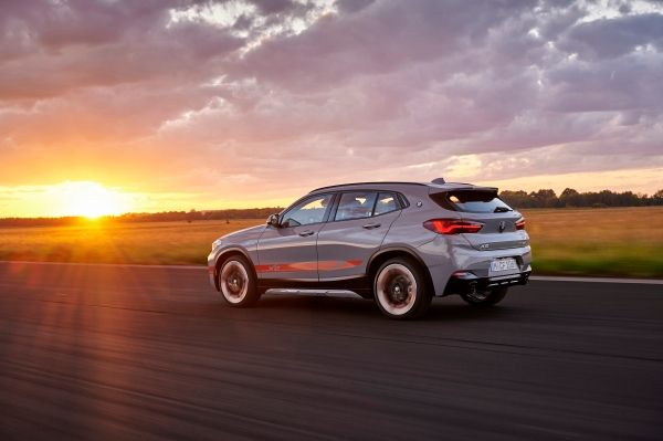 2021 BMW X2 sDrive28i and xDrive28i