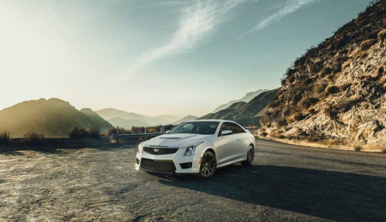 2016 The Cadillac ATS-V Coupe