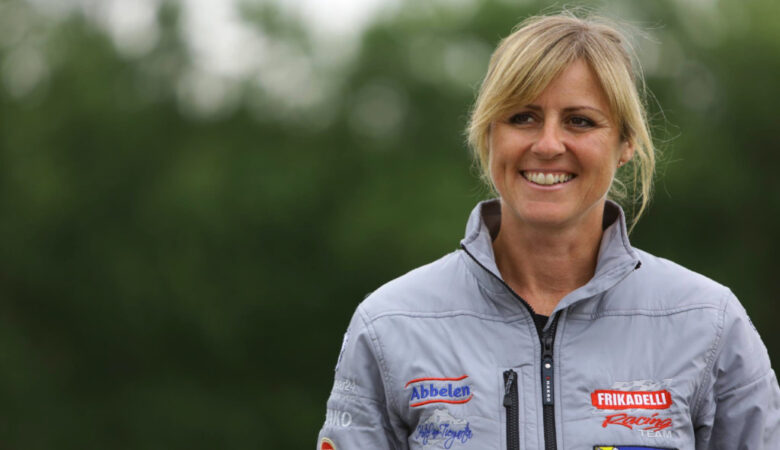 """The """"Queen of the Nurburgring"""" Sabine Schmitz won the Woman of Worth award from the Women's World Car of the Year (WWCOTY)"""